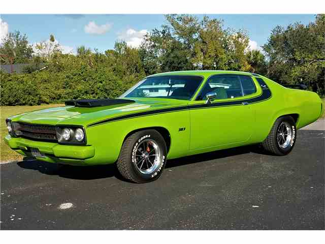 Picture of Classic 1973 Plymouth Satellite located in Scottsdale ARIZONA - MJ35