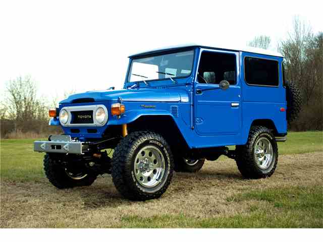 Picture of '76 Land Cruiser FJ - MJ3N