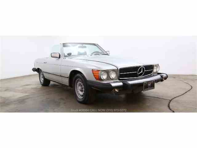 Picture of '79 450SL - MJ3X