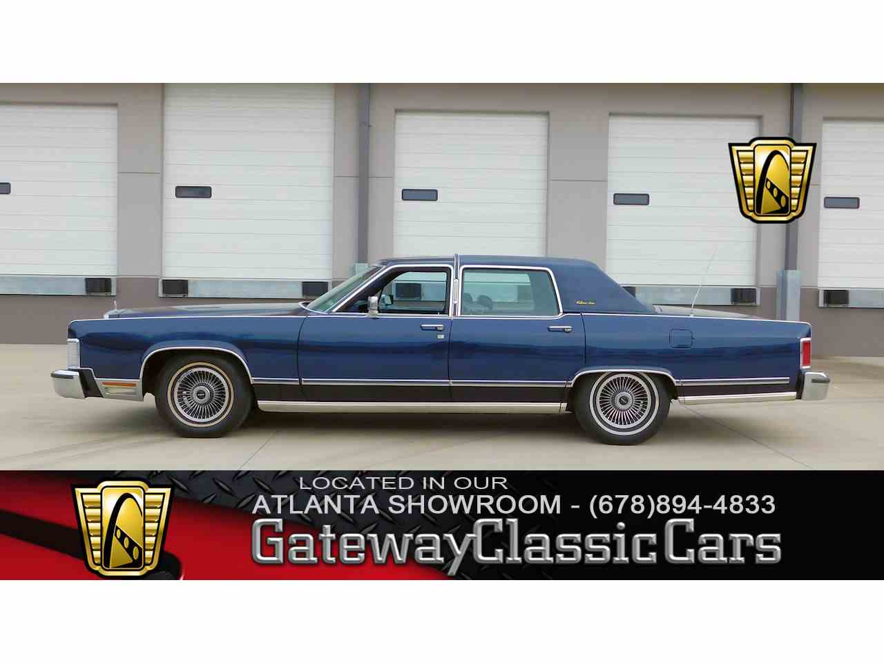 1979 Lincoln Continental for Sale | ClassicCars.com | CC-1051199