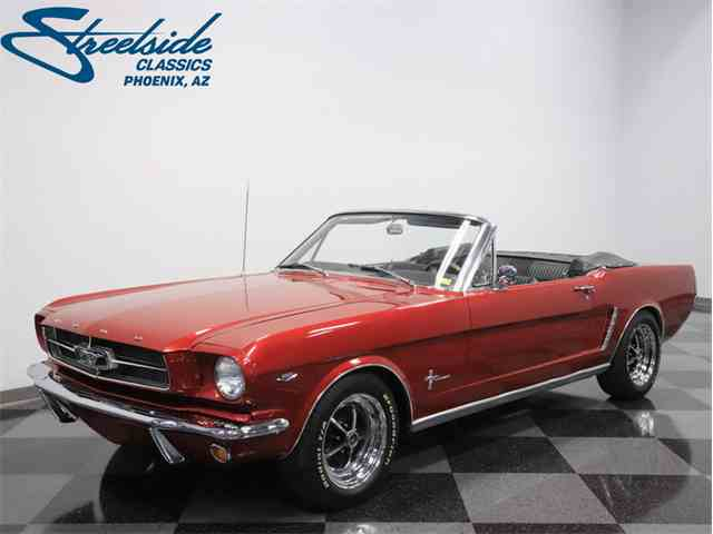 Picture of '65 Mustang - MJ47