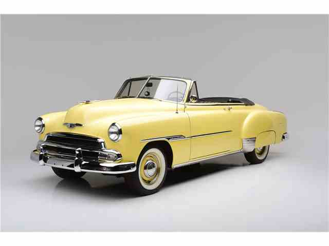 Picture of 1951 Styleline Deluxe located in ARIZONA Offered by Barrett-Jackson Auctions - MJ4B