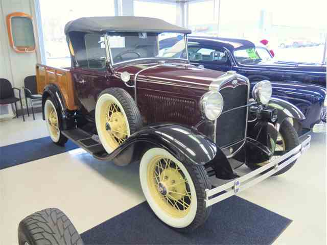 Picture of '31 Model A - MJ56