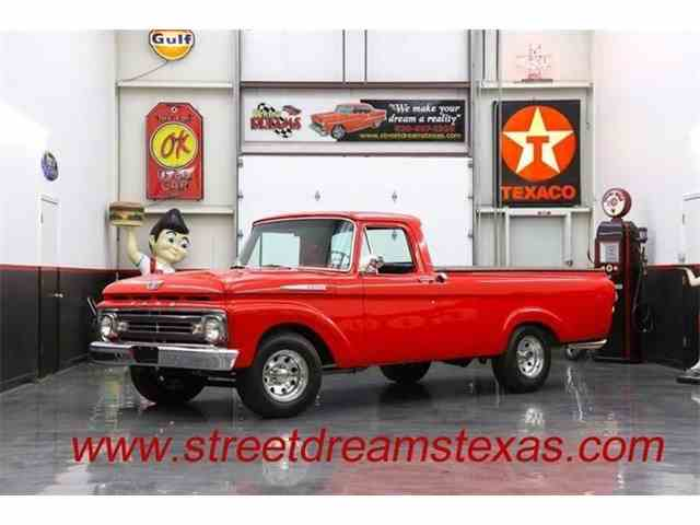 Picture of '62 F100 - MJ5C