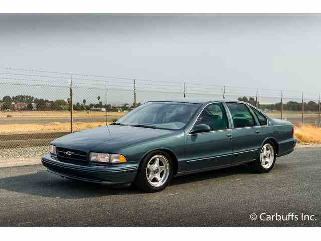 Picture of '96 Impala SS located in Concord California Offered by Carbuffs - MJ5J