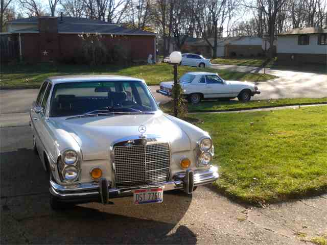 Picture of '72 280SEL - MJ67