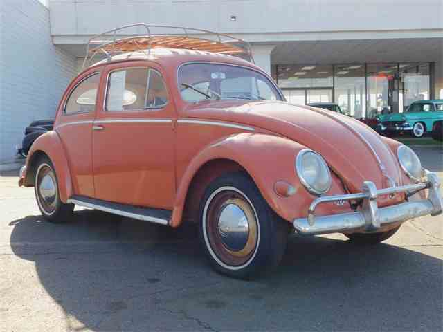 Picture of '57 Beetle - MJ6B