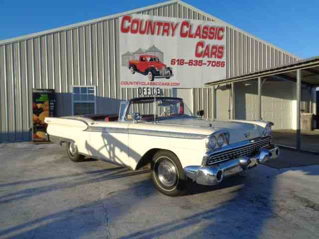 Picture of '59 Fairlane - MJ6N