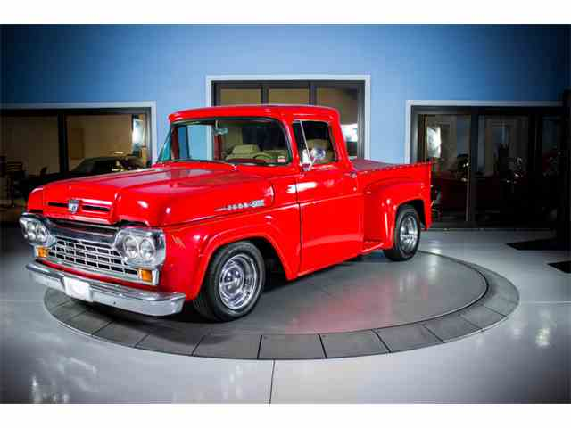 Picture of Classic '60 Ford F100 - $23,997.00 Offered by Skyway Classics - MIAA