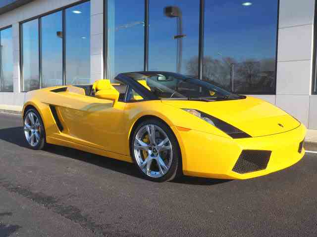 Picture of '08 Gallardo located in Marysville Ohio Offered by Nelson Automotive, Ltd. - MJ7Q