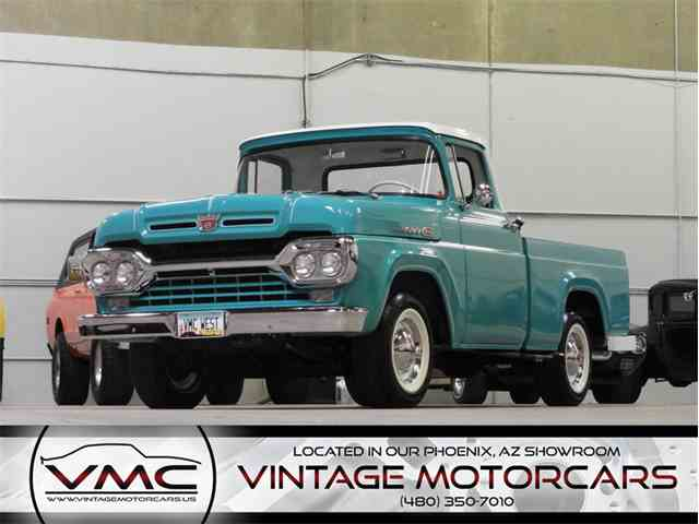 1960 Ford F100 | 1050134