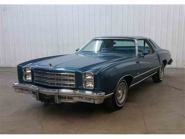 Picture of '77 Monte Carlo - MJ7Y