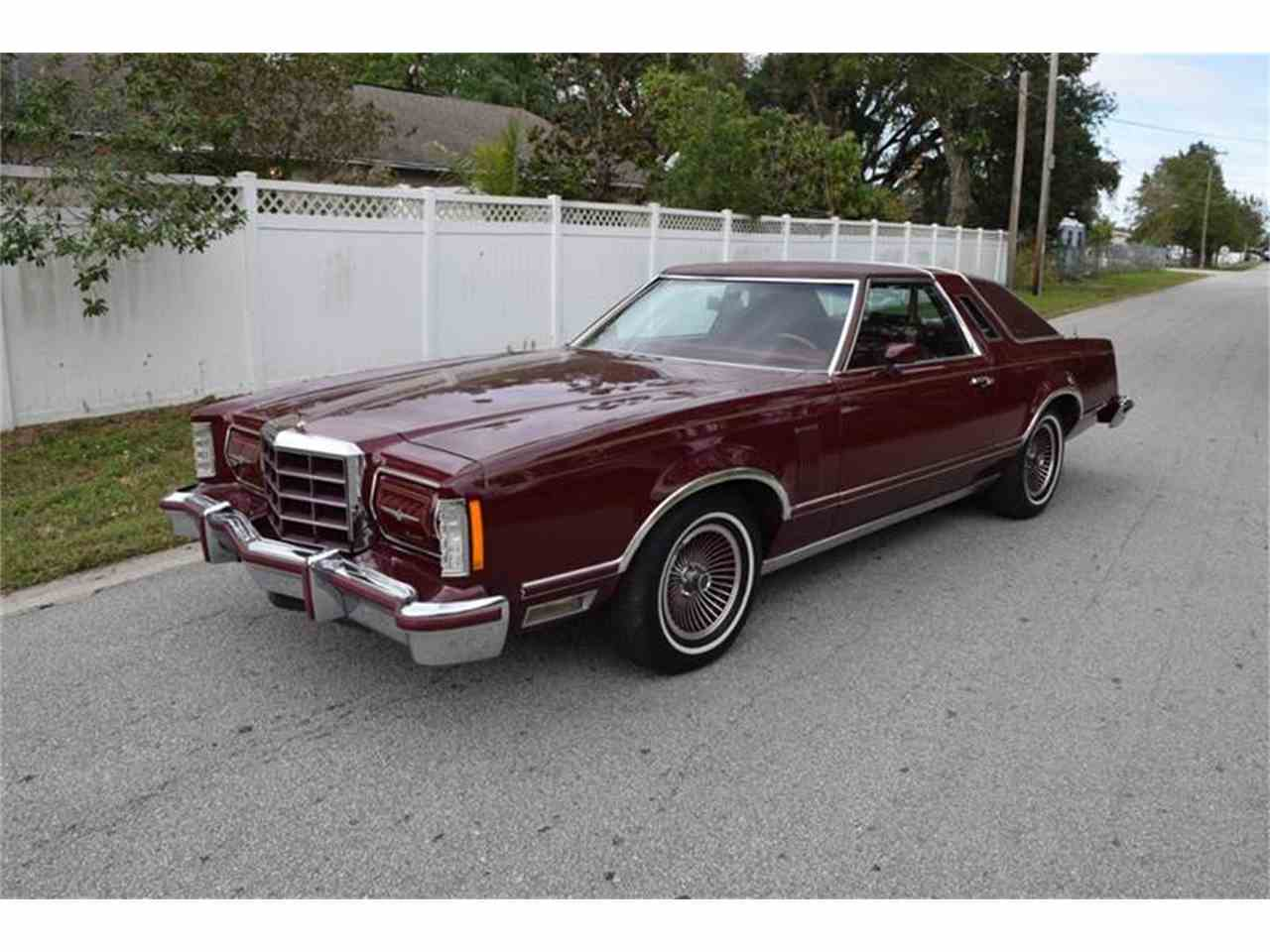 1977 To 1979 Ford Thunderbird For Sale On