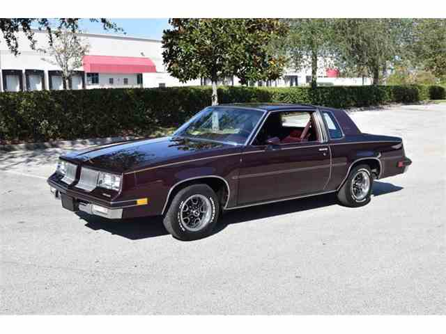 Picture of '86 Cutlass - MJ8B