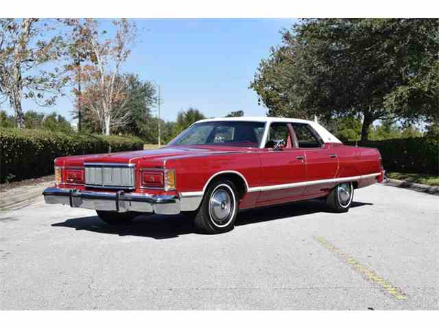Picture of '77 Grand Marquis - MJ8E