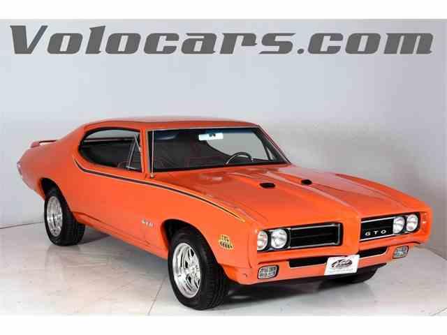 Picture of Classic 1968 Pontiac GTO located in Volo Illinois Offered by Volo Auto Museum - MIAG