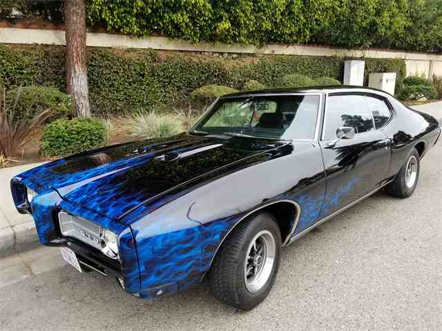 CC-1051362 1969 Pontiac GTO