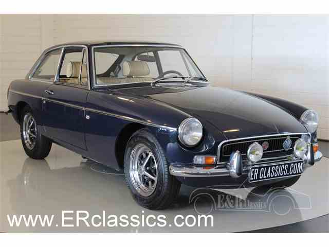 Picture of '72 MGB - MJ8O