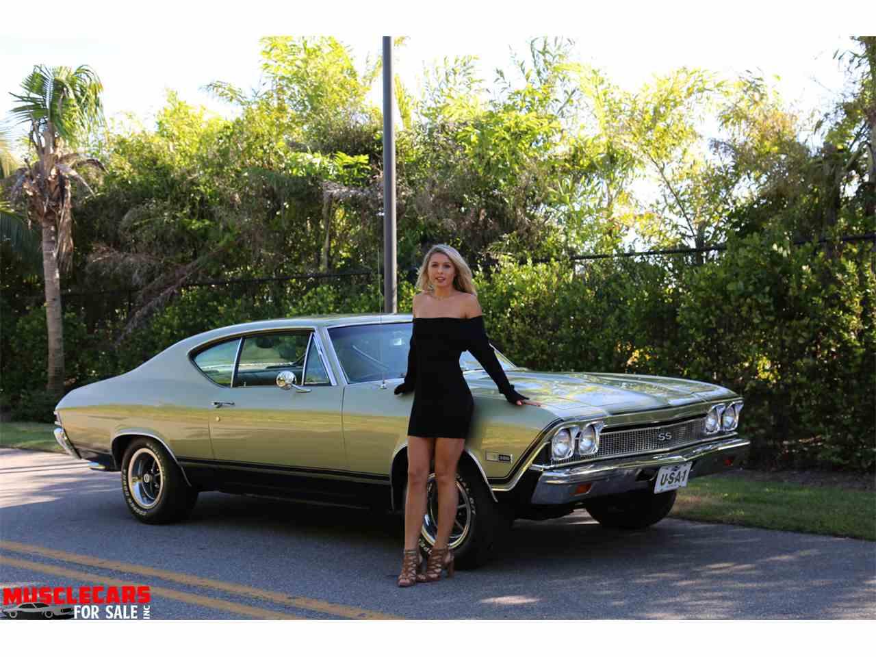 1968 Chevrolet Chevelle for Sale   ClassicCars.com   CC-1051377