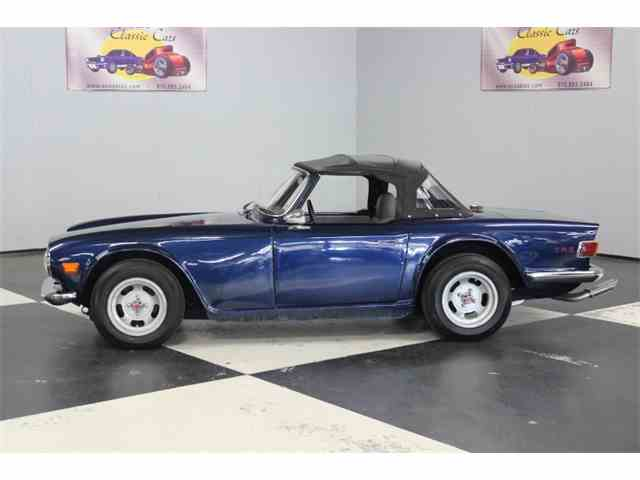 Picture of '72 TR6 - MJ9M
