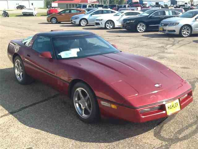 Picture of '86 Corvette - MJ9W