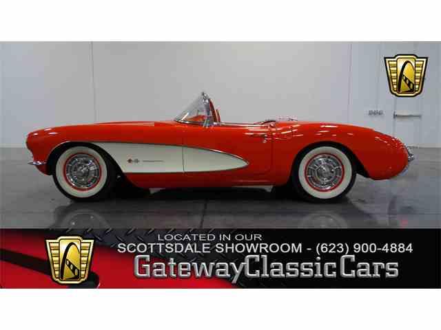 Picture of '57 Corvette - MJAR