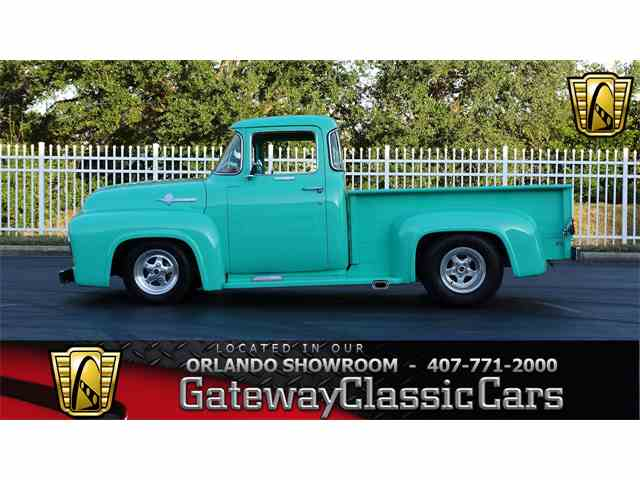 Picture of '56 F100 - MJB1