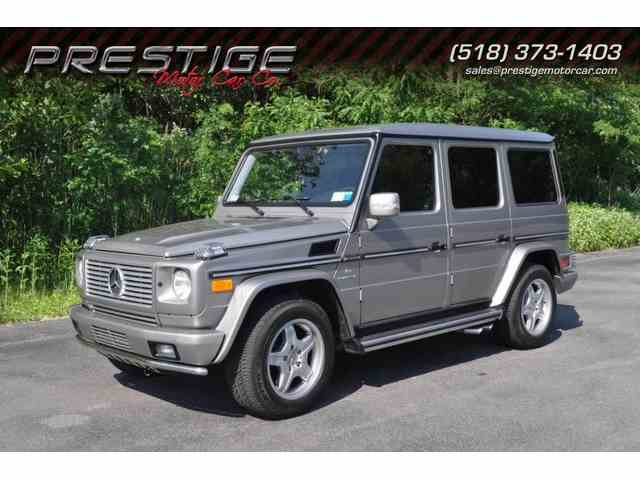 Picture of '05 G-Class - MJB5