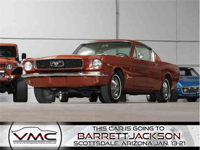 Picture of '66 Mustang - MIAQ