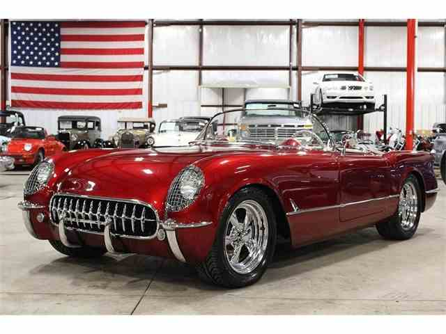 Picture of '54 Corvette - MJBA