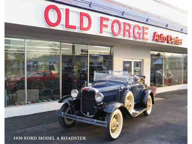 Picture of '30 Model A - MJBC