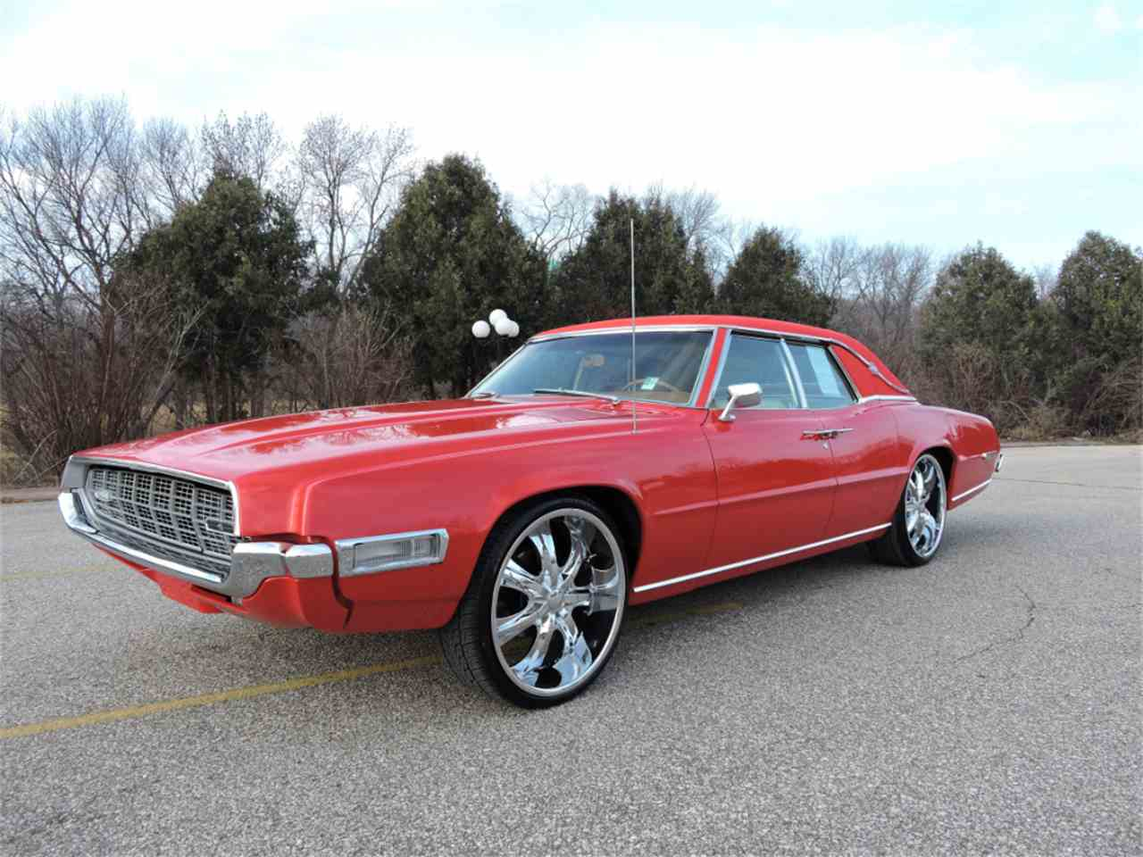 Picture Of 68 Ford Thunderbird Offered By Coyote Classics
