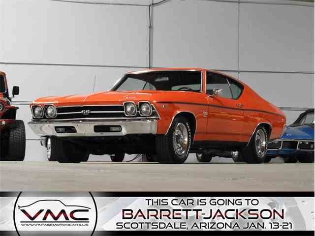 Picture of '69 Chevelle SS - MIAT
