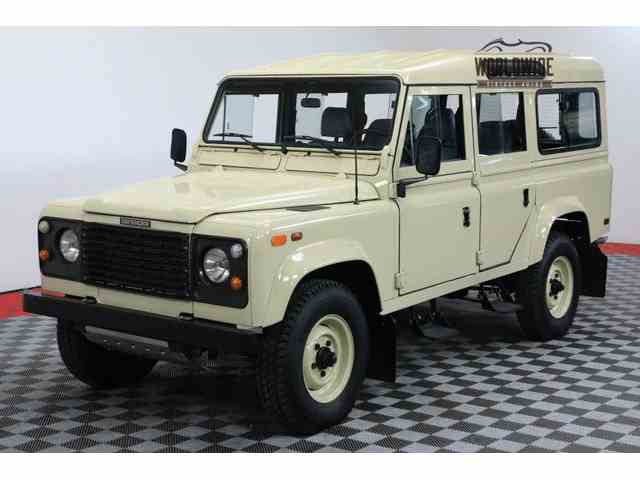 Picture of '84 Defender - MJC2