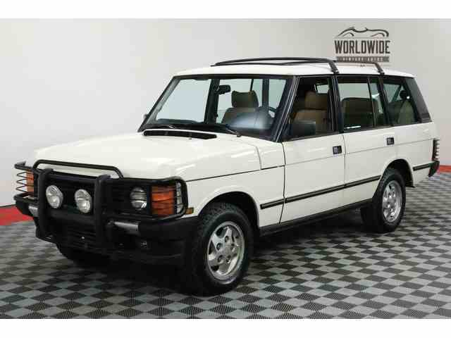 Picture of '95 Range Rover - MJCC