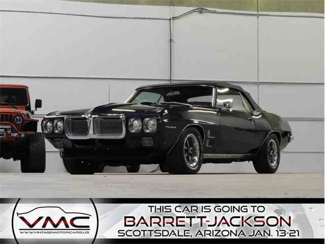 Picture of '69 Firebird - MIAV