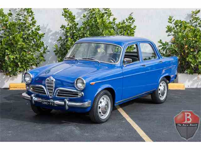 Picture of '61 Giulietta T.I. - MJCU