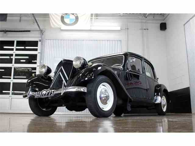 Picture of '56 Traction Avant - MIAZ
