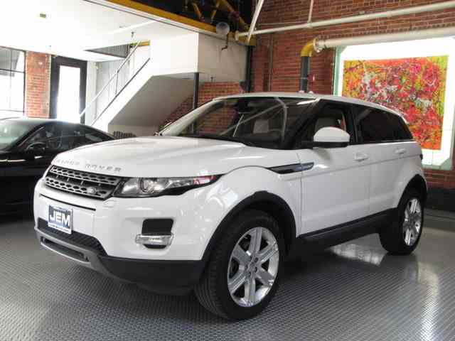 Picture of '15 Range Rover Evoque - MJDU