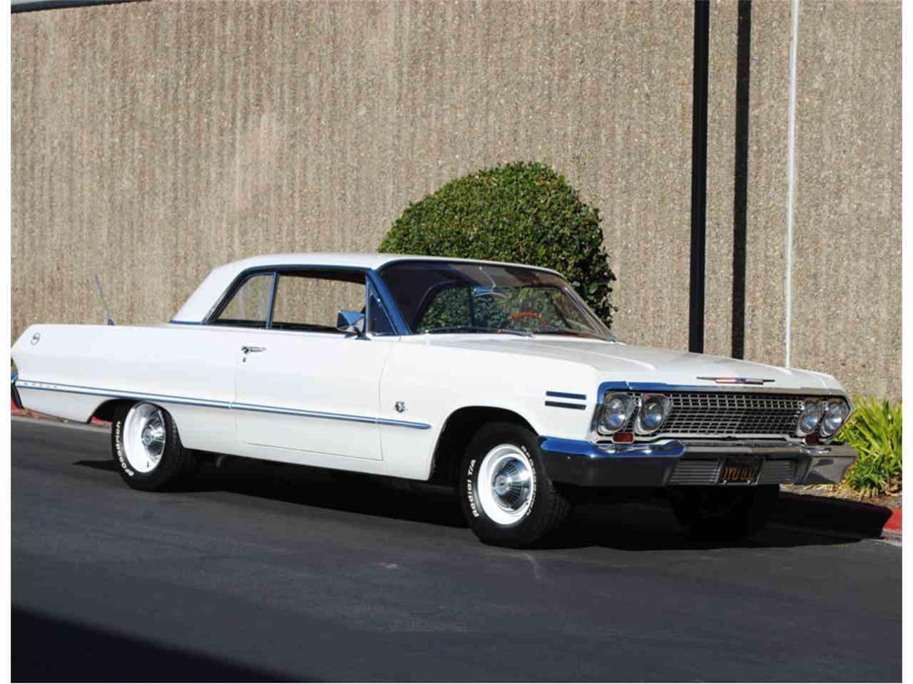 1963 chevrolet impala for sale cc 1051587. Black Bedroom Furniture Sets. Home Design Ideas