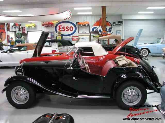 Picture of '52 Midget - MJF0