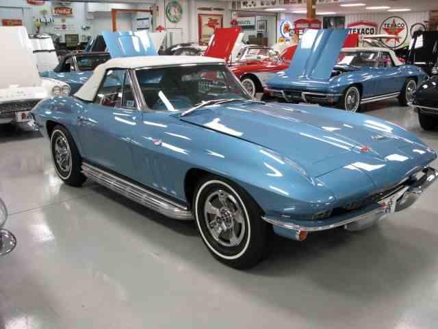 Picture of '66 Corvette - MJF7