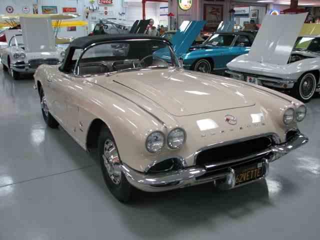 Picture of '62 Corvette - MJF8