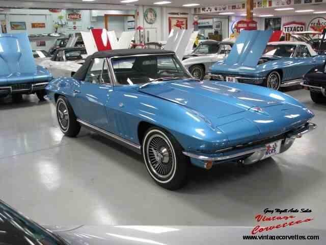 Picture of '66 Corvette - MJFA