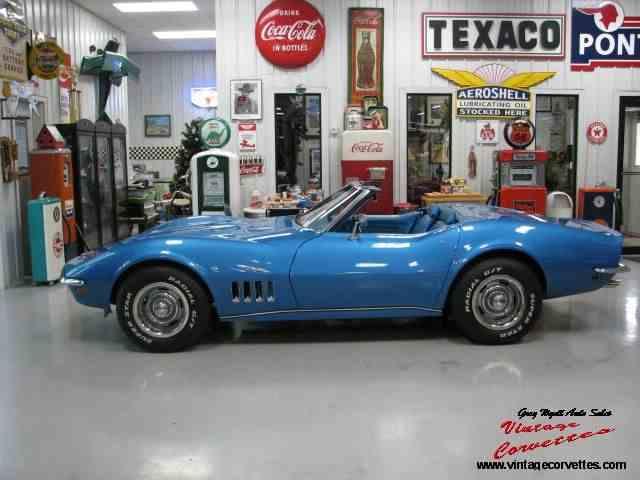 Picture of '69 Corvette - MJFO