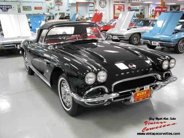 Picture of '62 Corvette - MJFP