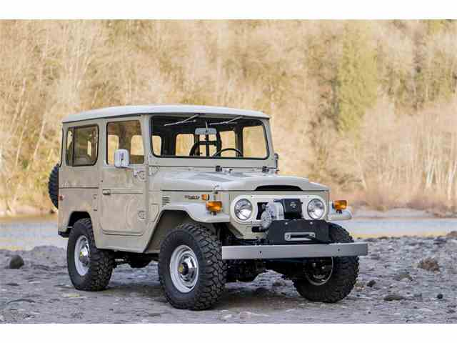 Picture of '74 Land Cruiser FJ40 - MJFY