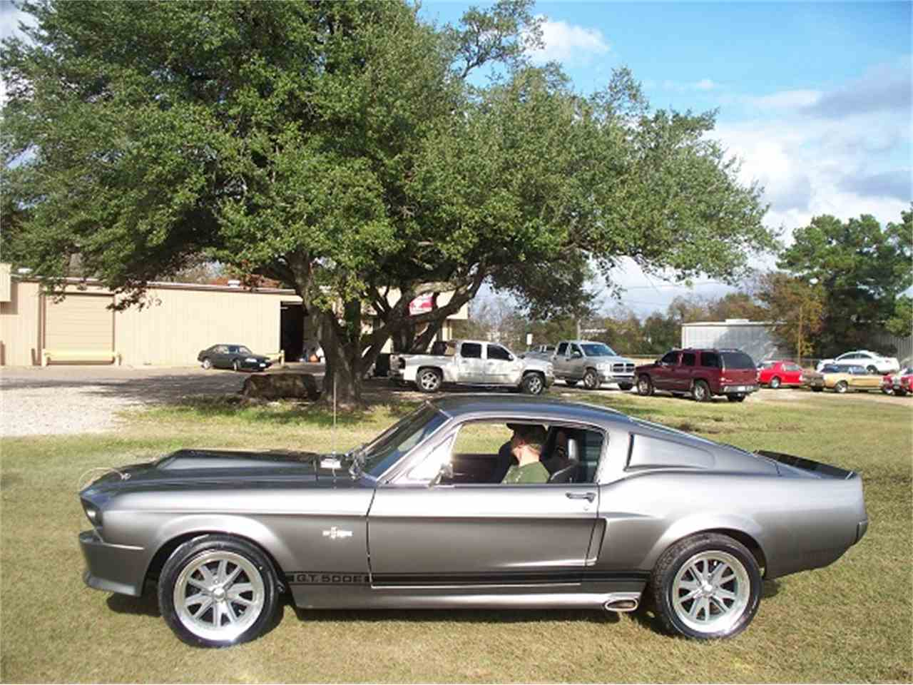 1968 ford mustang for sale cc 1051631. Black Bedroom Furniture Sets. Home Design Ideas