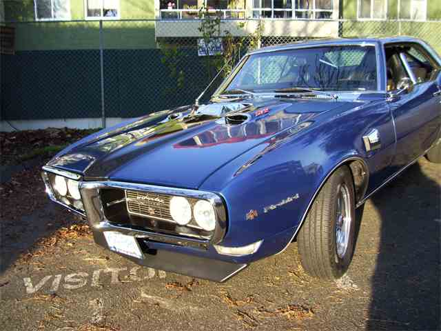 Picture of Classic 1968 Pontiac Firebird located in Victoria BRITISH COLUMBIA Offered by a Private Seller - MJG6