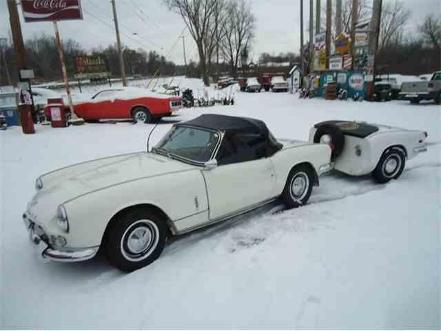 1967 Triumph TR4 | 1050164